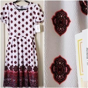 Amelia lularoe dress NWT size M